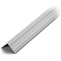 Угол 25*25 3,0 анодированый серебро матовый
