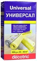 Клей PUFAS обойный DECOTRIC универсальный 20х300гр 027302092