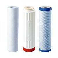 Комплект АКВАФОР модулей сменных фильтрующих РР5-В510-04-02 очищает и смягчает воду