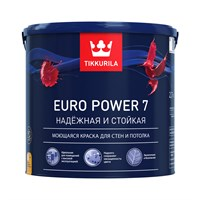 Краска EURO 7 С 0,9л