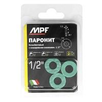 Прокладка MPF 1/2 безасбестовая паронит (3шт) ИС.131191