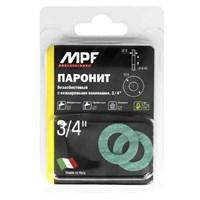 Прокладка MPF 3/4 безасбестовая паронит (2шт) ИС.131192