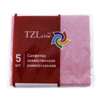 Салфетка TZLINE хозяйственная универсальная 5 шт