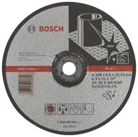 Круг BOSCH обдирочный по металлу INOX 230Х6 ММ 2608600541