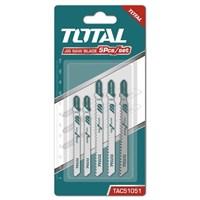 Набор TOTAL полотен для электролобзиков TAC51051