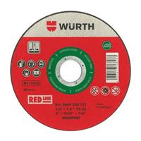 Диск отрезной WURTH A2-BR22,2/D180*1,8мм RED (нерж.) 669230181