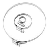 Хомут ОРМИС стальной, диаметр 20-32мм (Россия) арт.47-4-032