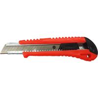 Нож ЭКСПЕРТ с фиксатором, сегментир.лезвие 18мм РР 8318