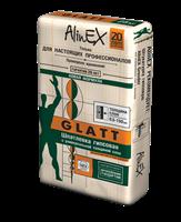Шпатлевка ALINEX гипсовая Глатт 25кг