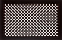 Экран для радиатора Стандарт рамка Gotico венге 570х1170мм