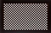Экран для радиатора Стандарт рамка Gotico венге 570х870мм