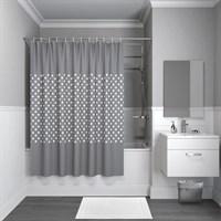Штора IDDIS для ванной комнаты полиэстер 200*240см B44P224i11