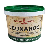 Краска декоративная ГАУДИ LEONARDO 15 кг