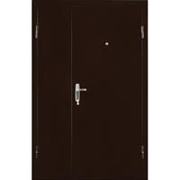 Дверь металлическая Квартет 2066/1250 L антик медь