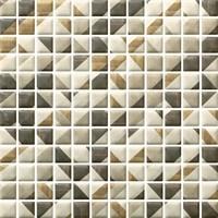 Мозаика PARADYZ ENYA GRAFIT PRASOWANA K. 2,3*2,3 MIX 29,8X29,8 G1