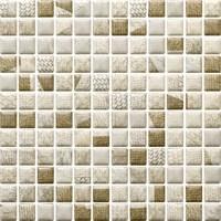 Мозаика PARADYZ ATTIYA BEIGE  PRASOWANA K.2,3X2,3 MIX 29,8X29,8 G1