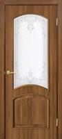 Полотно ОМИС дверное Адель-2 КР (пленка ПВХ) 600*2000*34 ольха европейская