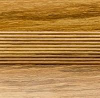 Стык 38мм 1,8 дуб эдельвейс