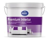 Краска ALANTEX водно-дисперсионная Premium Interior 3,5 кг