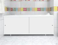 Экран для ванны 1,48 Кварт белый