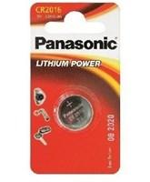 Батарейка PANASONIC CR-2016EL/1B (бл 1шт) 5114