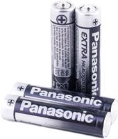 Батарейка PANASONIC General Purpose R03UE/4PR тип ААA