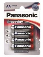 Батарейка PANASONIC LR6EPS/4BR Every Day Power тип AA