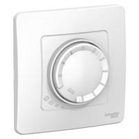 Светорегулятор (диммер) WESSEN BLANCA BLNSS040011 С/У  поворотно-нажим. универсальный, 400ВТ, белый