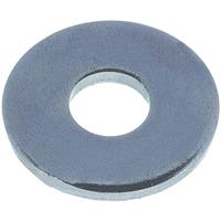Шайба СТРОЙБАТ оцинк.кузовная DIN 9021 6 мм (200 шт) Стройбат 564/2633106