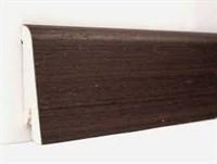 Плинтус ASVI декоративный II-01-венге (80*14*2400)