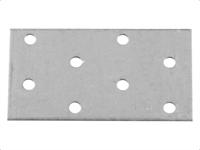 Пластина ОРМИС соединительная 2,0мм, PS 40*100 арт.710-4010