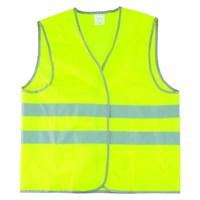 Жилет СИБРТЕХ сигнальный желтый размер XL 89515