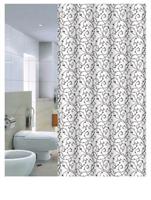 Штора для ванной PRIMANOVA Lina 180*200см (ткань полиэстер) DR-50052
