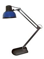 Светильник ТРАНСВИТ настольный Бета-К+ с основанием, Е27, 60 Вт, 220 В, синий
