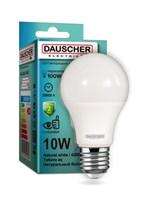 Лампа DAUSCHER LED 10W A60 E27 4200K DLA60-1042