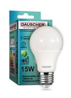 Лампа DAUSCHER LED 15W A60 E27 6400K DLA60-1564