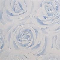 Обои МАЯКПРИНТ Розы-03 586188 виниловые 0,53*10м (1упак-9рул)