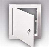 Люк-дверца ЭРА ревиз.280*610 с фланцем 220*550 с замком стальная с покрыт.полимерной эмалью ЛТ2255МЗ