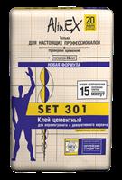 Клей ALINEX плиточный СЭТ-301 25кг