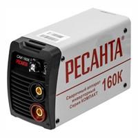 Аппарат сварочный РЕСАНТА инверторный САИ 160К (компакт)