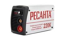 Аппарат сварочный РЕСАНТА инверторный САИ 220К (компакт)