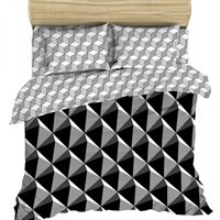 Комплект постельного белья ВАСИЛИСА '17 1,5 214*150 бязь наб.70х70,100% хлопок 7650/1