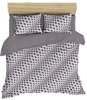 Комплект постельного белья ВАСИЛИСА '17 сем 220 бязь наб.70х70,100% хлопок 7652/1