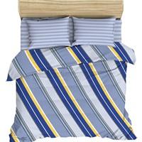 Комплект постельного белья ВАСИЛИСА '17 сем 220 бязь наб.70х70,100% хлопок 9296/1 НЭКСТ