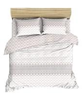Комплект постельного белья ВАСИЛИСА '20 1,5 214*150 поплин наб 70*70 Магия пространства 11823