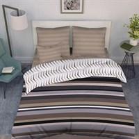 Комплект постельного белья ВАСИЛИСА '20 1,5 220 поплин наб 70х70 99/1 (по 6)
