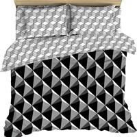 Комплект постельного белья ВАСИЛИСА '20 евро 216*200 бязь наб 70*70 7650/1