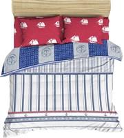 Комплект постельного белья ВАСИЛИСА '20 евро 216*200 бязь наб 70*70 9139/1 (по 5)