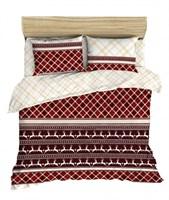 Комплект постельного белья ВАСИЛИСА '20 сем 216*240 бязь наб 70*70 9394/1 Шотландия