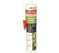 Герметик PENOSIL силиконовый Window & Door Silicone Sealant 310мл белый
